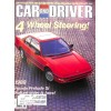 Cover Print of Car and Driver, August 1987
