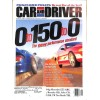 Cover Print of Car and Driver, August 1998