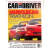 Cover Print of Car and Driver, December 1995
