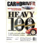 Car and Driver, December 1999