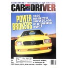 Car and Driver, February 1994