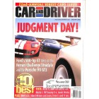 Car and Driver, January 2004