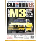 Car and Driver, July 1994