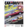 Cover Print of Car and Driver, July 1998