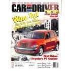 Car and Driver, July 1999