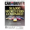 Cover Print of Car and Driver, June 1990