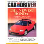 Car and Driver, June 1992