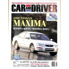 Car and Driver, June 1994