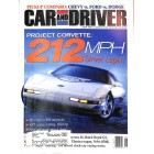 Car and Driver, June 1996