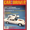 Cover Print of Car and Driver, April 1977