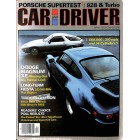 Cover Print of Car and Driver, April 1978