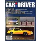 Car and Driver Magazine, April 1980
