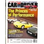 Car and Driver, April 2001