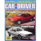 Cover Print of Car and Driver, August 1978