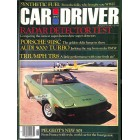 Car and Driver Magazine, August 1980