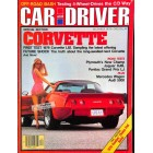 Car and Driver Magazine, December 1978