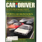 Cover Print of Car and Driver, December 1981