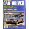Cover Print of Car and Driver, January 1980