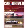 Cover Print of Car and Driver, January 1981