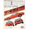 Cover Print of Car and Driver, January 1982