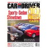 Cover Print of Car and Driver, January 2001