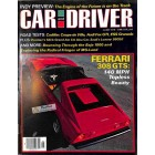 Cover Print of Car and Driver Magazine, June 1978