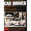 Cover Print of Car and Driver, June 1980