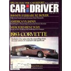 Car and Driver, June 1981