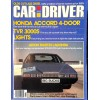 Cover Print of Car and Driver, March 1979