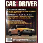 Cover Print of Car and Driver, May 1977