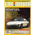 Cover Print of Car and Driver, May 1978