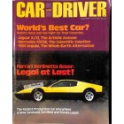 Cover Print of Car and Driver, November 1976