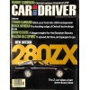 Cover Print of Car and Driver, November 1978