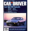 Cover Print of Car and Driver, November 1979