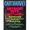 Cover Print of Car and Driver, October 1976