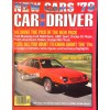 Cover Print of Car and Driver, October 1978