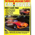 Cover Print of Car and Driver, October 1979