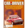 Cover Print of Car and Driver, October 1980
