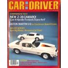 Car and Driver, April 1977