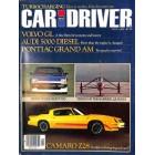 Car and Driver, April 1980