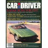 Car and Driver, August 1980