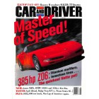Car and Driver, August 2000