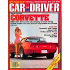 Car and Driver, December 1978