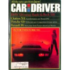 Car and Driver, December 1980