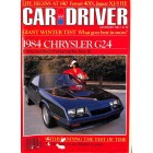 Car and Driver, December 1982