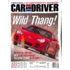 Car and Driver, May 2001