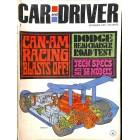 Car and Driver, November 1967