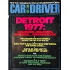 Car and Driver, October 1976