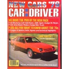 Car and Driver, October 1978