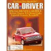 Car and Driver Magazine, October 1980